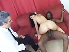 fetish,interracial,latina