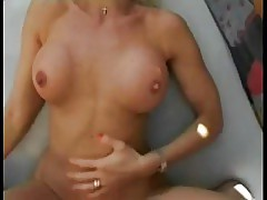 big boobs, blondes, cougars