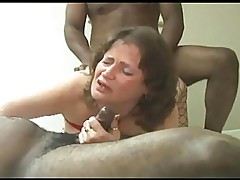 bbw, cuckold, interracial