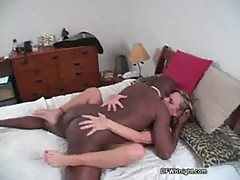 facial,interracial,homemade
