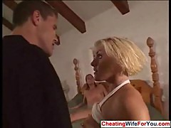 facial, wife, cuckold